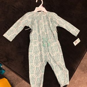 NWT Jessica Simpson Long Sleeve/Pant Romper